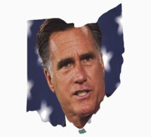 Ohio is for Romney, by JamesChaffin