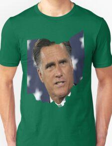 Ohio is for Romney, Unisex T-Shirt