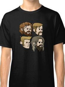 MASTODON cartoon quartet Classic T-Shirt
