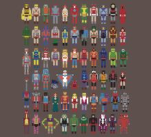 8-bit Masters Kids Clothes