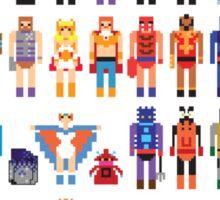 8-bit Masters Sticker