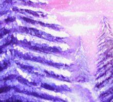 Christmas Snow Sticker