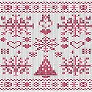Christmas Cross Stitch Sampler by taiche