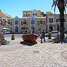 Swakopmund side street by globeboater