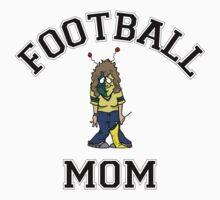 Football Mom by FamilyT-Shirts