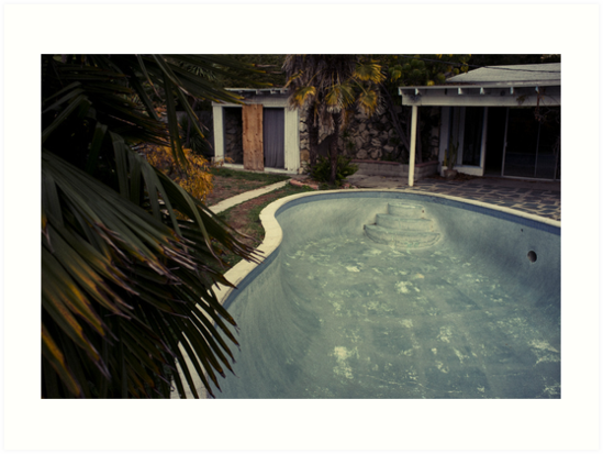 Gonzales Pool by Sam Muller by Reggie Destin Photo Benefit Page