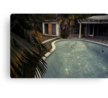 Gonzales Pool by Sam Muller Canvas Print