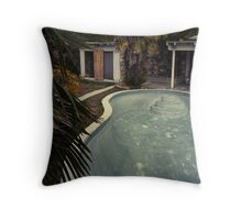 Gonzales Pool by Sam Muller Throw Pillow