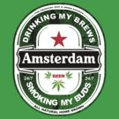 Amsterdam by Barbo