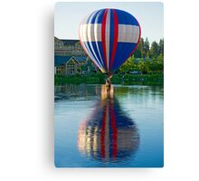 Double Dipping Canvas Print