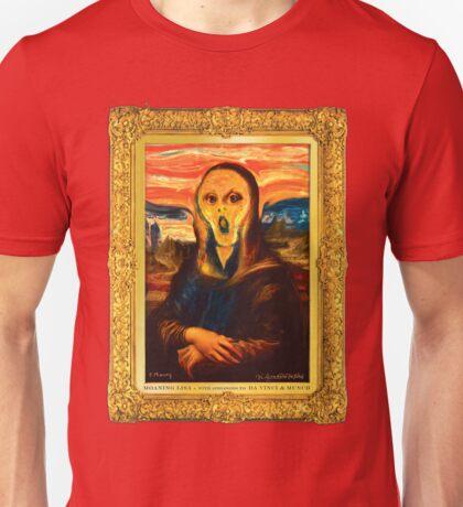 Moaning Lisa Unisex T-Shirt