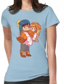 carry me Womens Fitted T-Shirt
