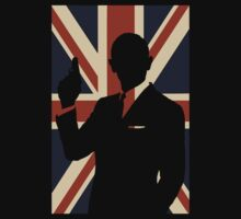 007 Flag by chester92