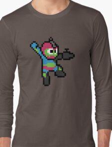 Jaw-man Long Sleeve T-Shirt