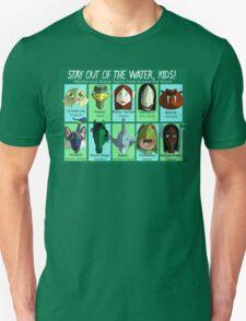 Mischievous Water Spirits  T-Shirt