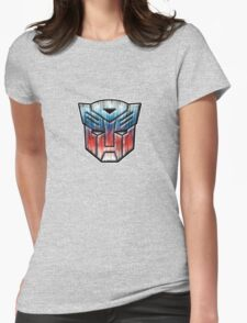 The Autobots! Womens Fitted T-Shirt