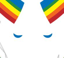 RAINBOW beast creature Sticker