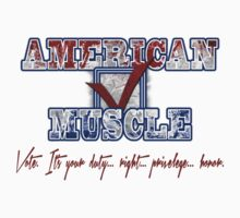 American Muscle One Piece - Short Sleeve