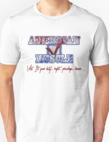 American Muscle T-Shirt