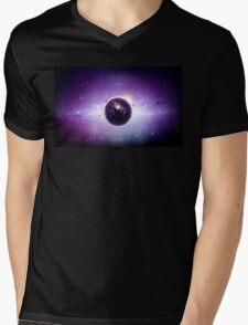 Reaching for the the Beyond Mens V-Neck T-Shirt