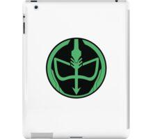 Kamen Rider Ghost eyecon robin iPad Case/Skin