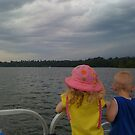 Cousin boat ride by Jessica S