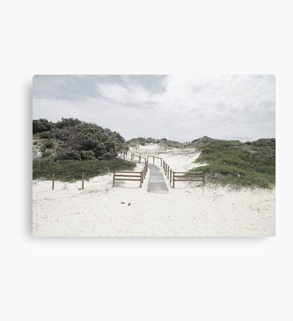 Stairway to Zenith Canvas Print