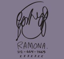 Ramona Flowers Kids Clothes