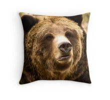 Only You Can Prevent Forest Fires Throw Pillow