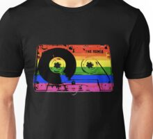 rainbow tape remix Unisex T-Shirt