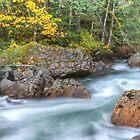 Sauk River by Jim Stiles