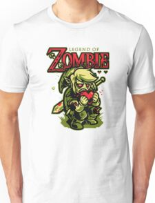 Legend of Zombie Unisex T-Shirt