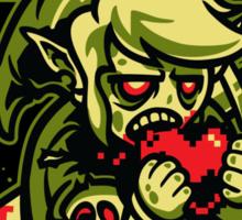 Legend of Zombie - STICKER Sticker