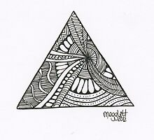 Pyramid by MegartDrawings