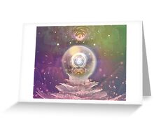 Pollination of Creation Greeting Card