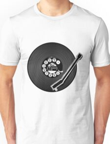 dial play hollywood Unisex T-Shirt