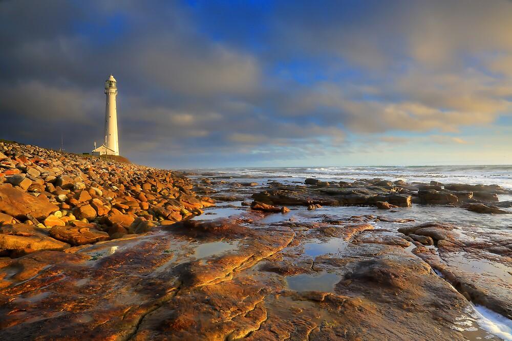 Slangkop Lighthouse, Kommetjie by Cameron B