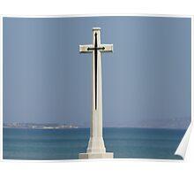 Allied War Cemetery, Souda Bay, Crete #1 Poster