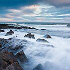 Rocks awash by fotosic