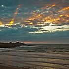 East Beach sunset - Low Head Tasmania by fotosic