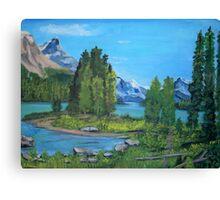 Spirit Island Canvas Print
