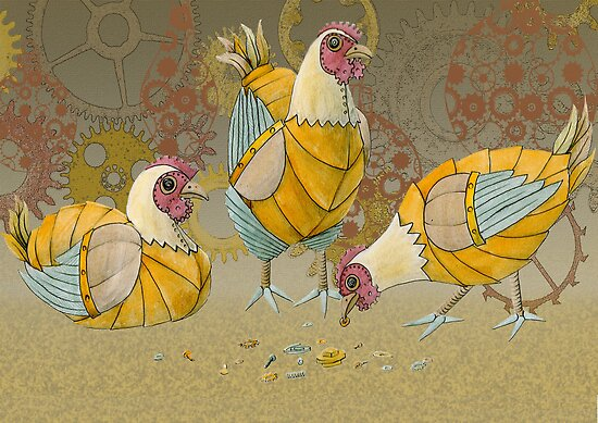 three french hens coloring pages - photo#35