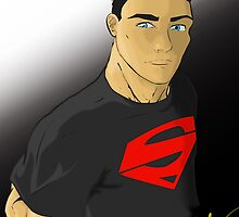Superboy (New 52) by ConnerKonEl
