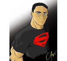 Superboy (New 52) Photographic Print