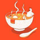 La Chicken Soup by vcalahan