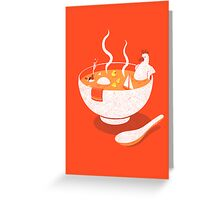 La Chicken Soup Greeting Card