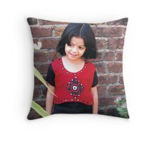 Catch me if you can? Throw Pillow