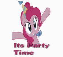 Pinkie Pie Party Time by eeveemastermind