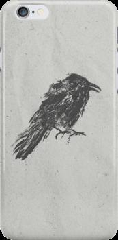 The Crow by vcalahan