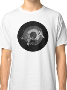 The Hoo Black and White Version (The Kids Owl Alright) Classic T-Shirt